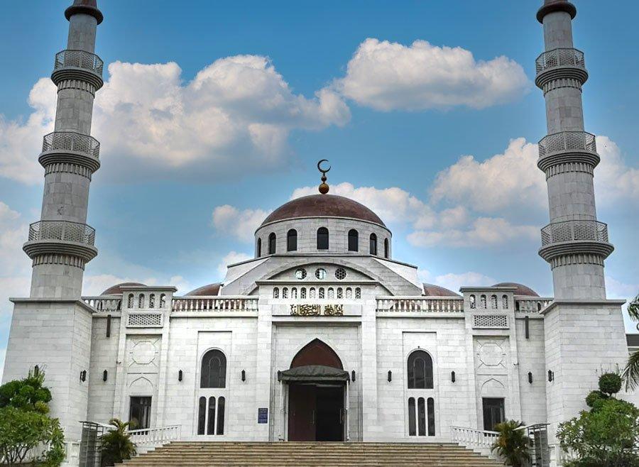 Mezquita Al-Serkal