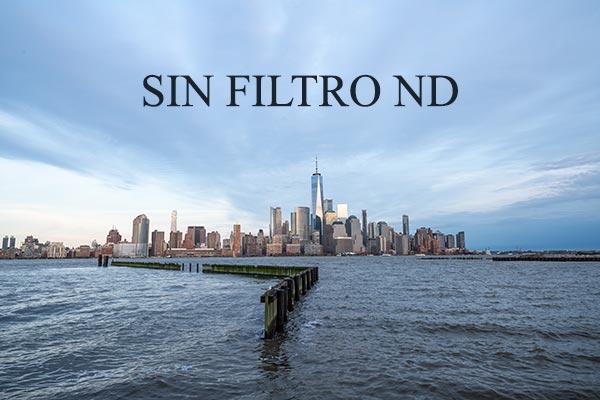 sin filtro nd