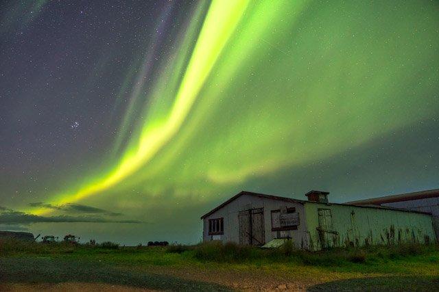 aurora polar kp5