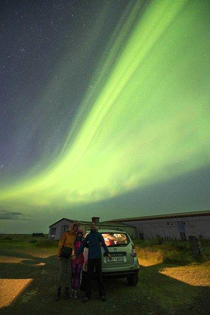 aurora polar kp4