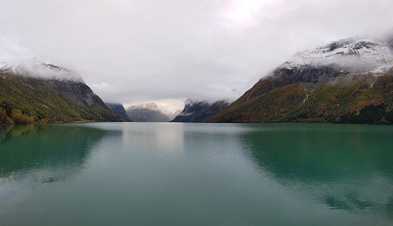Innvikfjordend