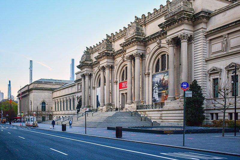 museo metropolitano met nueva york