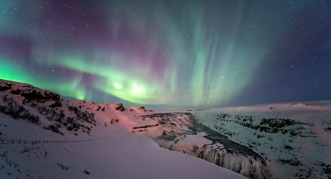 aurora polar islandia