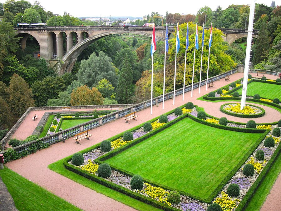 Parque de la Petrusse