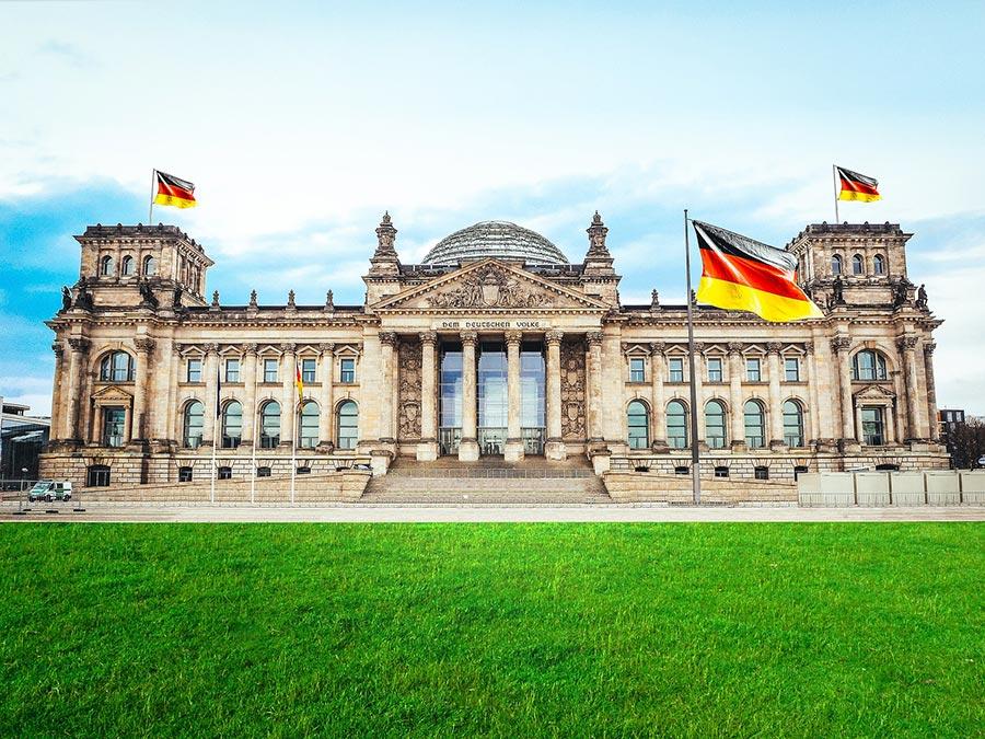 Reichstag berlín