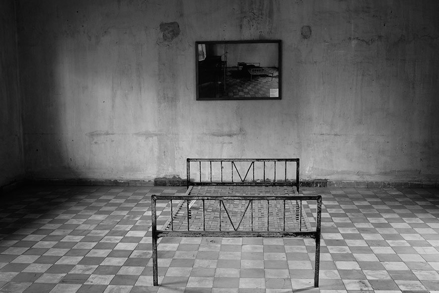 Museo de Tuol Sleng o Museo S-21