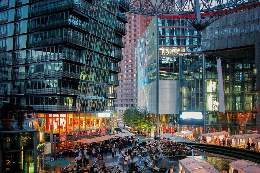 centro sony berlín