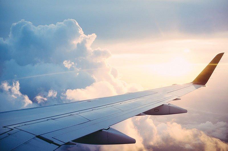 avion noruega islas
