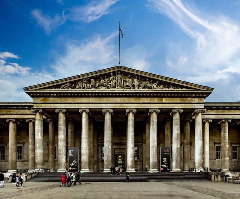 museo britanico de londres