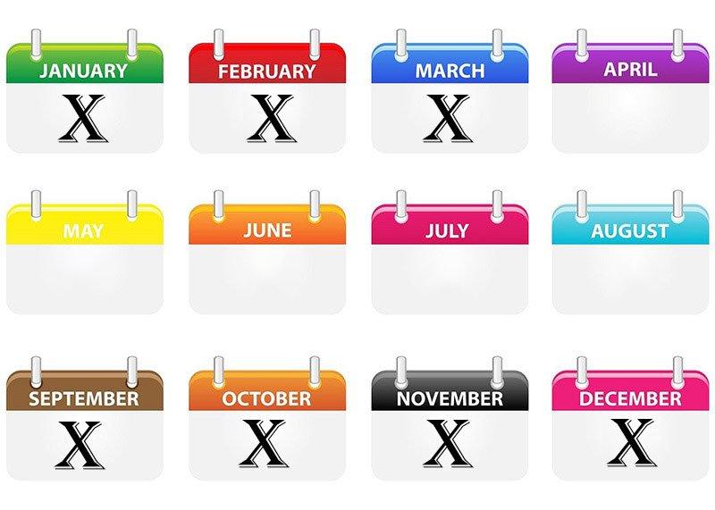calendario auroras polares