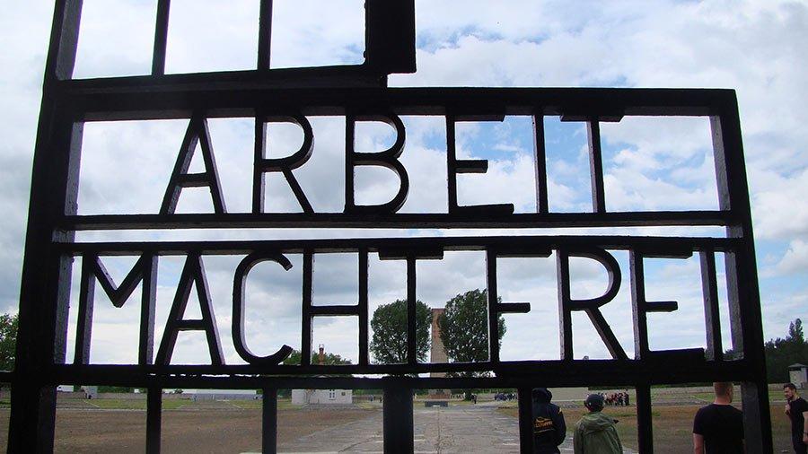 campo de concenración de Sachsenhausen