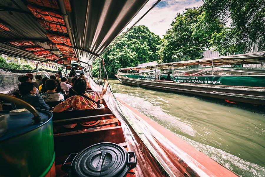 cnales tailandia bangkok