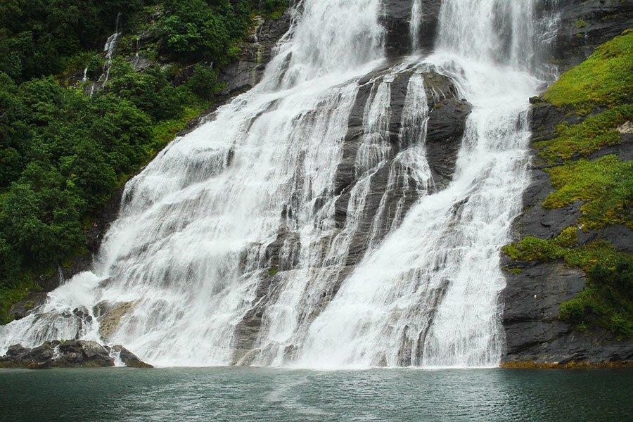 cascadas GEIRANGERFJORD