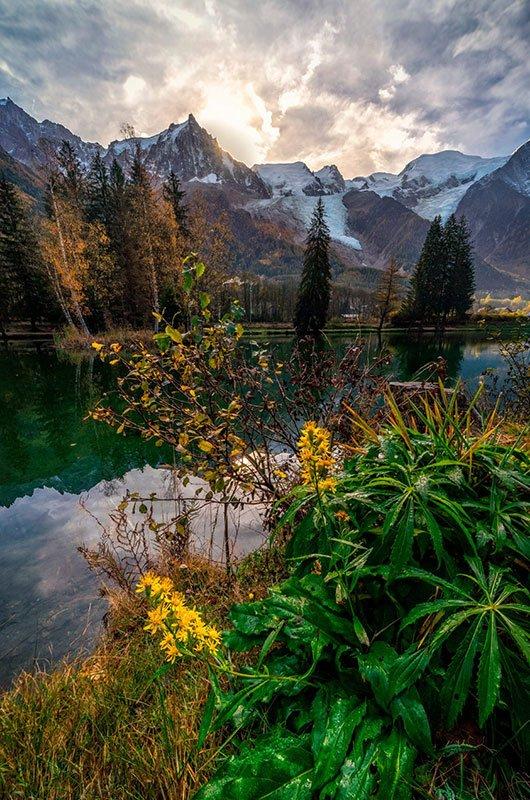 lago des Gaillands