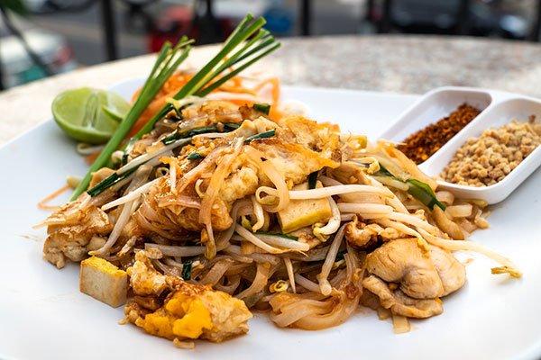 pad thai tailandia