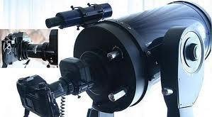 foco primario astrofotografia
