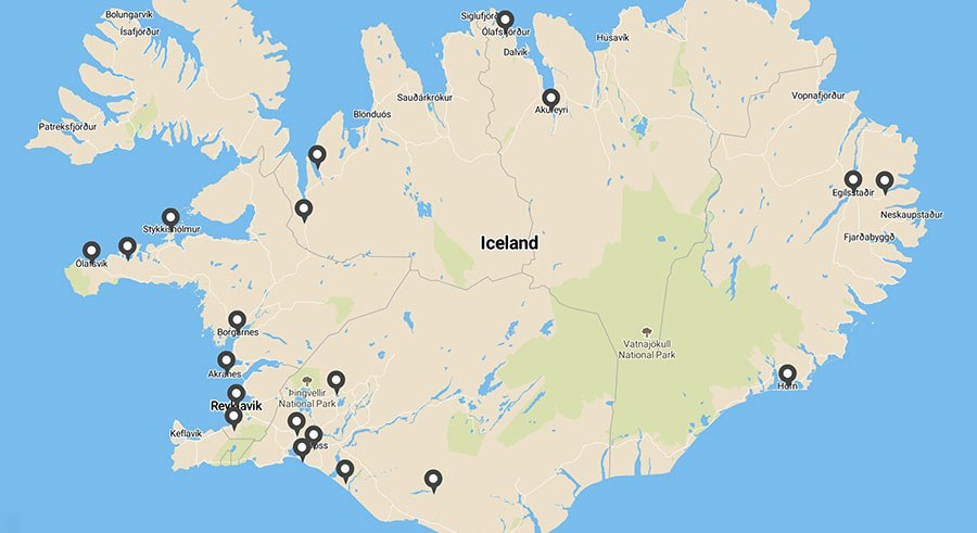 hostelworld dormir islandia