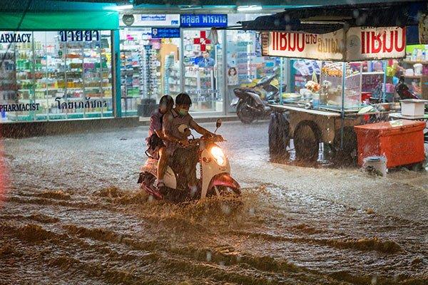 inundacion en tailandia