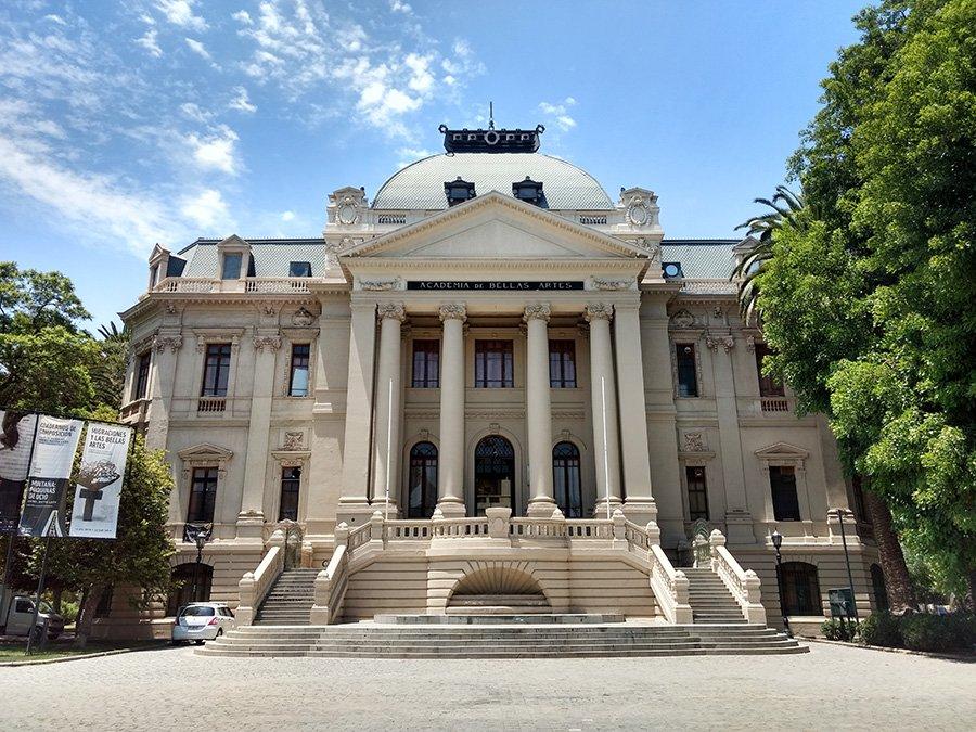 museo bellas artes santiago de chile