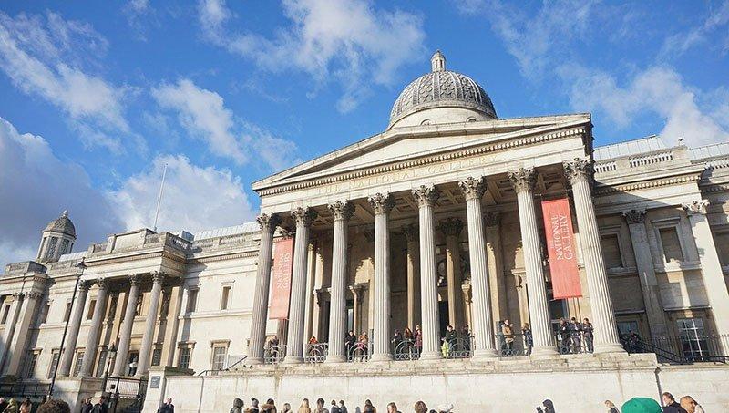 galeria nacional de londres museo