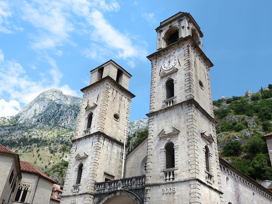 catedral san sifon kotor