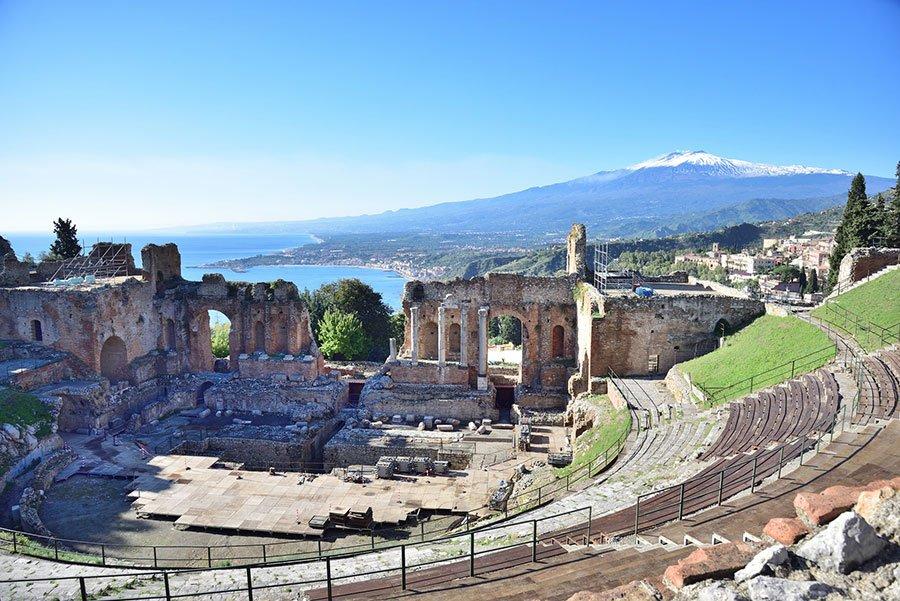 Sicilia teatro griego