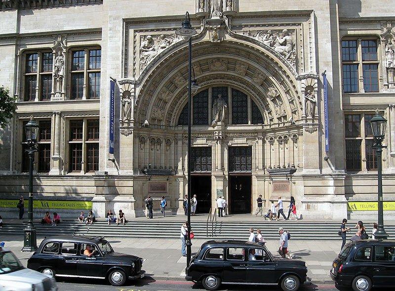 Museo de Victoria y Alberto (Victoria and Albert Museum o V&A)