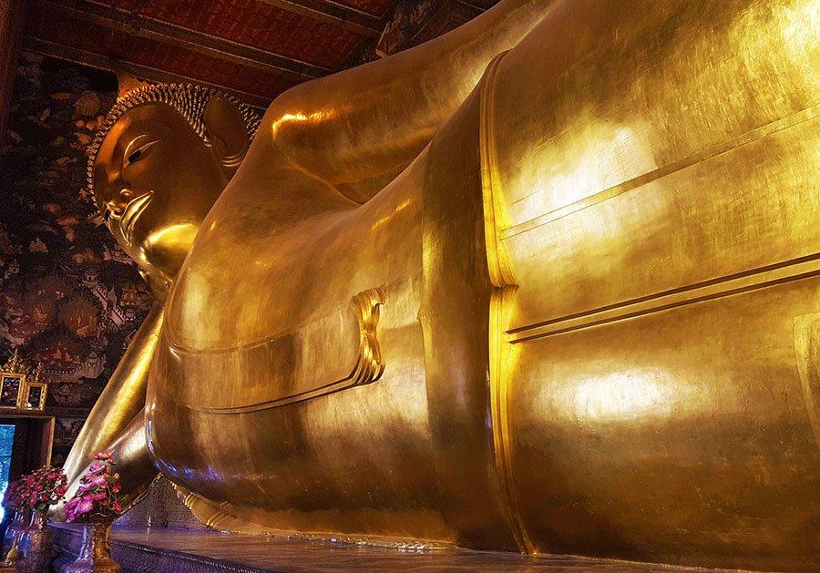 Wat Pho o Buda Reclinado