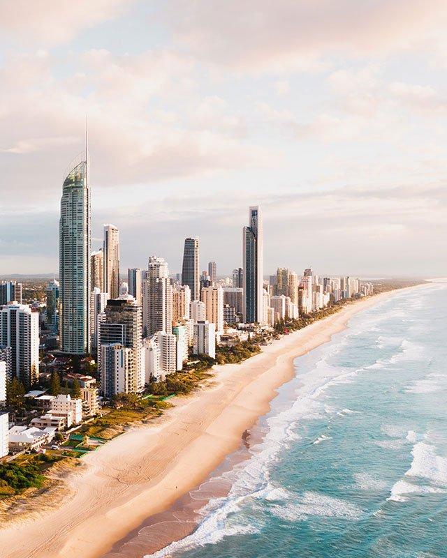 surfers paradise australia playas de australia mas bonitas