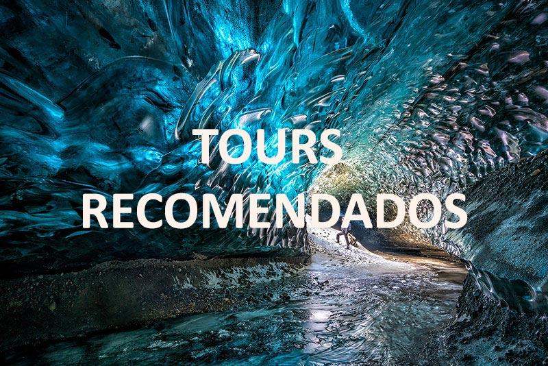 tours y excursiones a cuevas de hielo en islandia