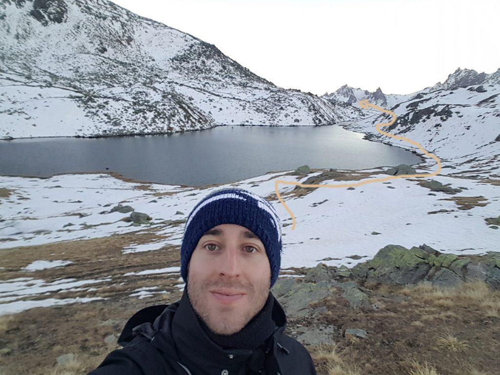 Lago Long, lac long