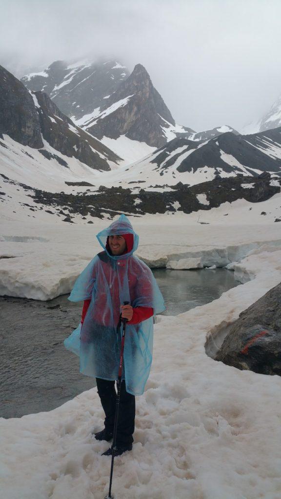 Lac des vaches alpes franceses