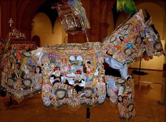 Museo de los caballos del vino, caravaca de la cruz