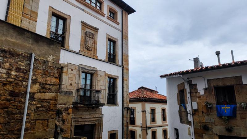 Casas señoriales Lastres