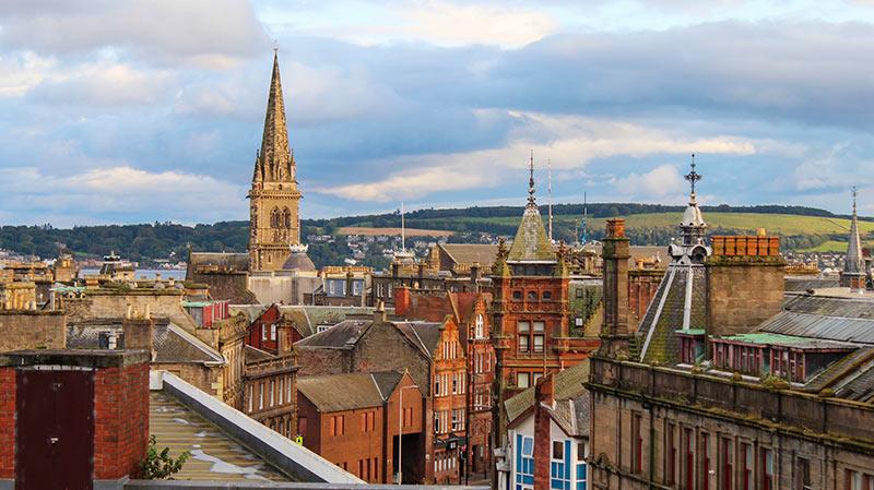 Dundee, escocia